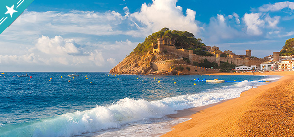 Costa Brava Tour - 5 Days